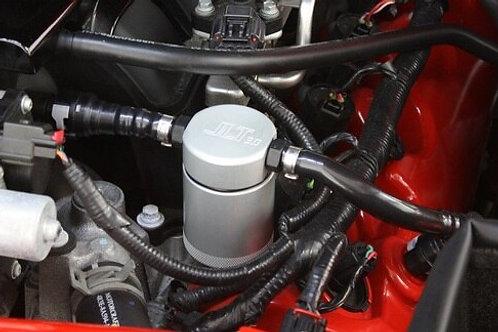 JLT 05-10 Mustang GT/Bullitt/Saleen DRIVER Oil Separator 3.0