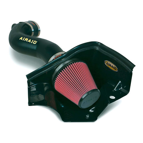 Airaid 11-14 Mustang GT 5.0L Race Only MXP Intake System w/ Tube (Red Filter)