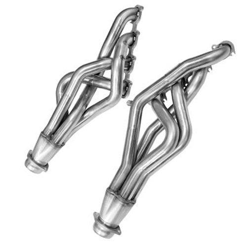 """Kooks 07-10 Shelby GT500 5.4L 4V 1.875""""x3"""" SS LT Headers w/1pr 12in 02 Ext Harn."""
