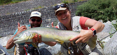 Fly Fishing in Italy