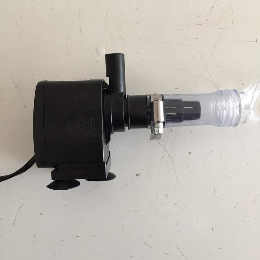 diy powerhead polishing filter pump
