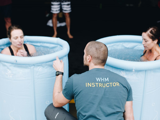 The Benefits of a Wim Hof Method Workshop