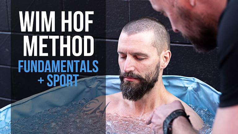 Wim Hof Method FUNDAMENTALS +SPORT