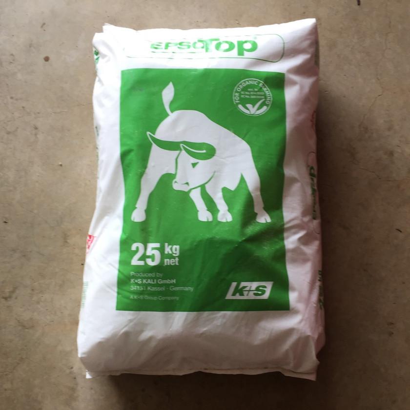 25kg bag of epsom salt