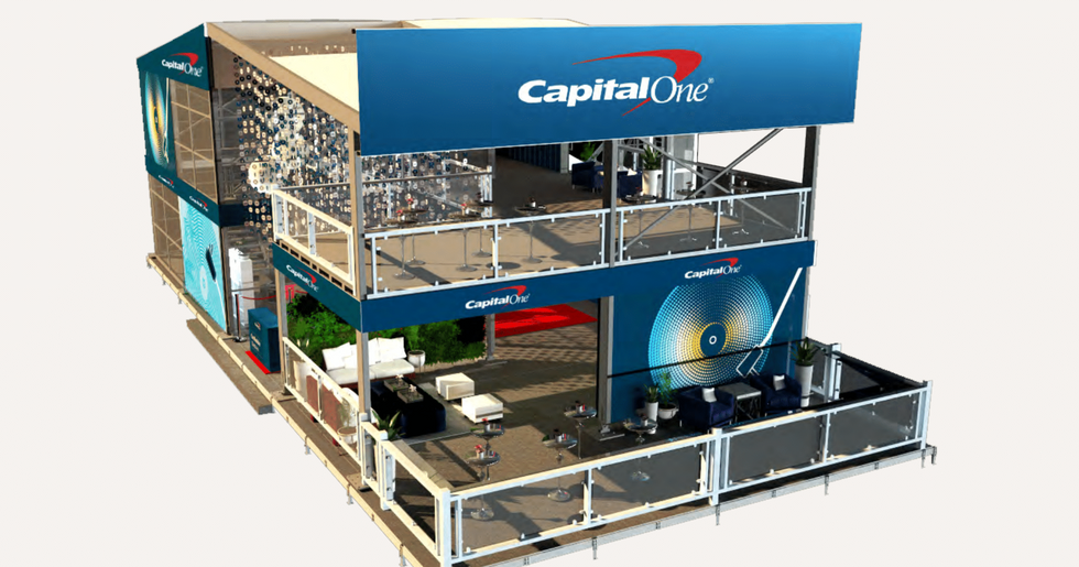 Capital One JamFest activation
