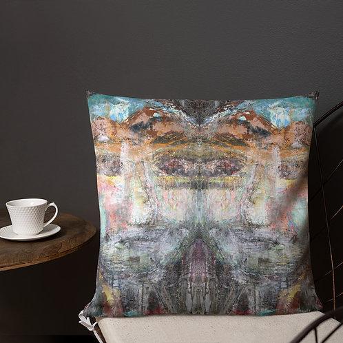 Reflection of Self Premium Pillow