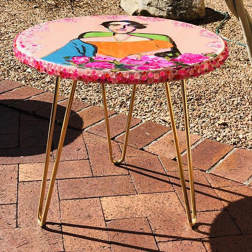 """Luisa 18"""" Table [SOLD]"""