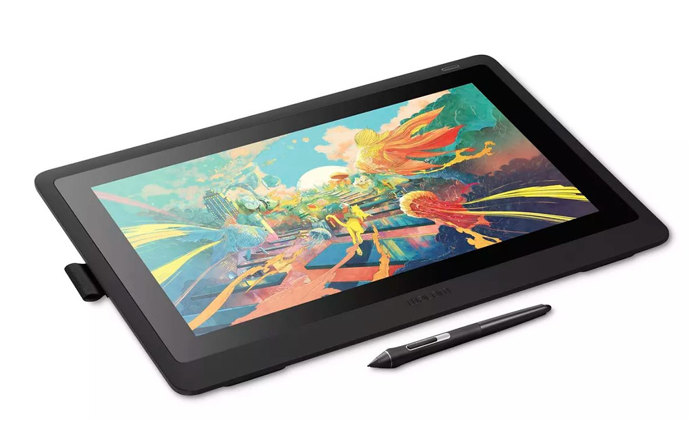 An image of the Wacom Cintiq 16 Drawing Tablet