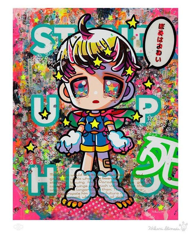 Stand Up Hero by Hikari Shimoda