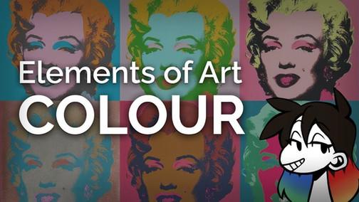 The Elements of Art - Colour