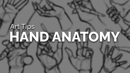 How to Draw Hands - Tips to Keep in Mind
