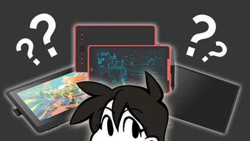 Best Digital Art Tablets for Beginners
