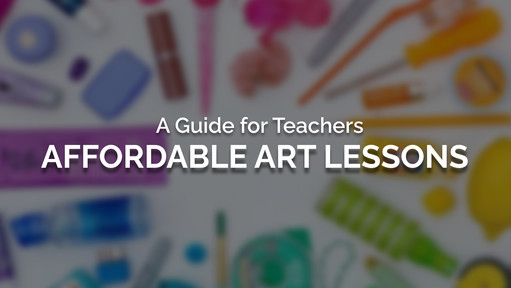 6 Art Project Ideas on a Shoestring Budget