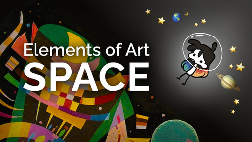 The Elements of Art - SPACE