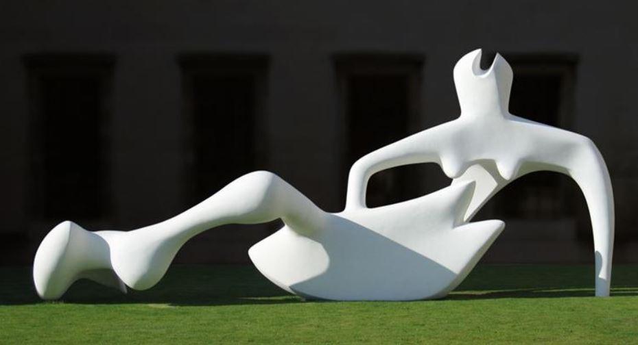 organic form sculpture