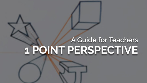 1 Point Perspective for Beginners