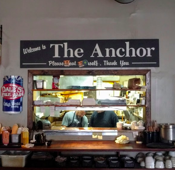 The Anchor + Meat Market