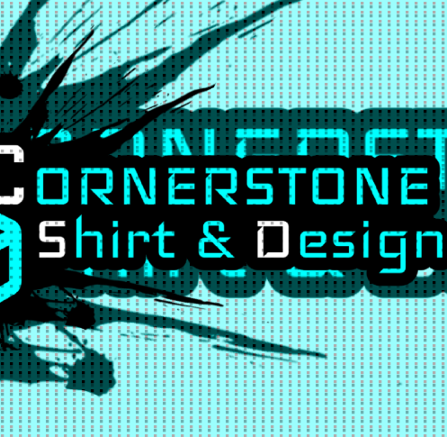 Cornerstone Shirt + Design