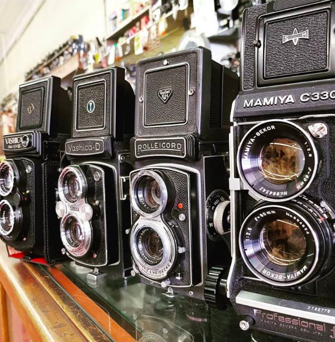 Moler's Camera