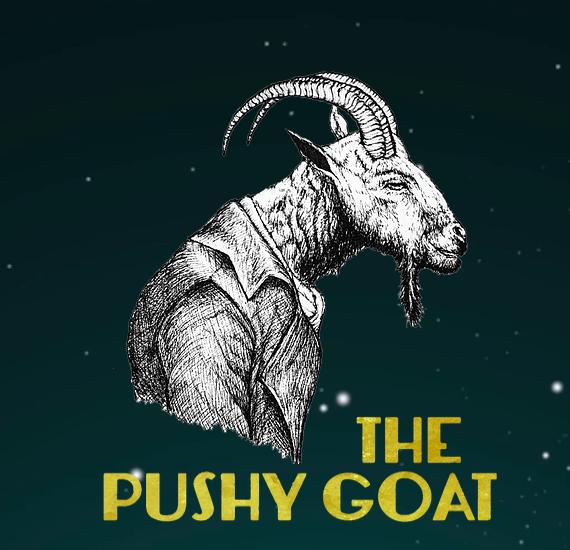 The Pushy Goat