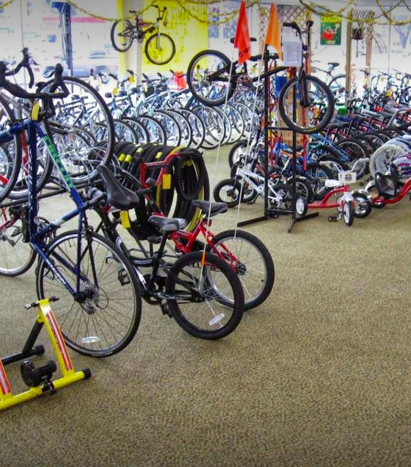 Tom Sawyer's Bike Shop