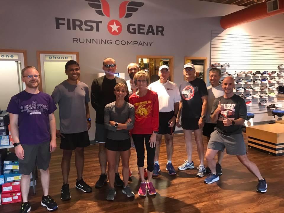 First Gear Running Company