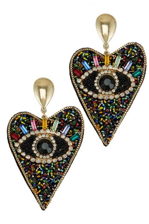 iHeart Earrings