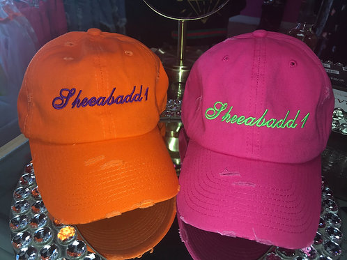 Sheeabadd1 Dad Hats