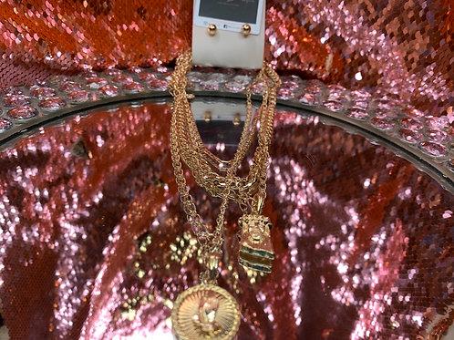 4 Layered chain