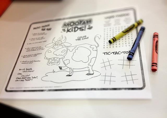 Разработка детского меню