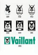 Vaillant Large Logo Set History