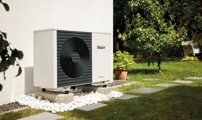 Vaillant aroTHERM plus Air Source heat pump