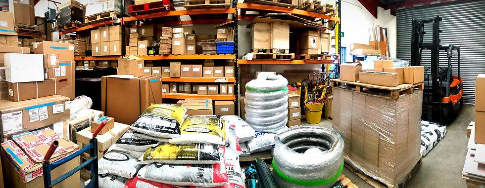 Greenflame Warehouse