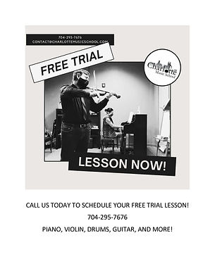 CALL US TODAY TO SCHEDULE YOUR FREE TRIA