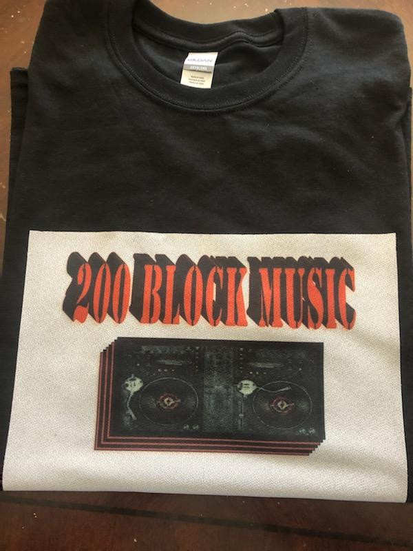 200 Block Music t