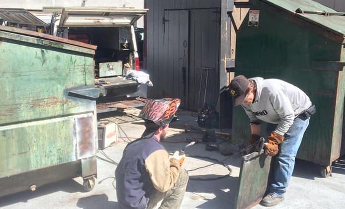 Welding - Dumpster Repair.jpg