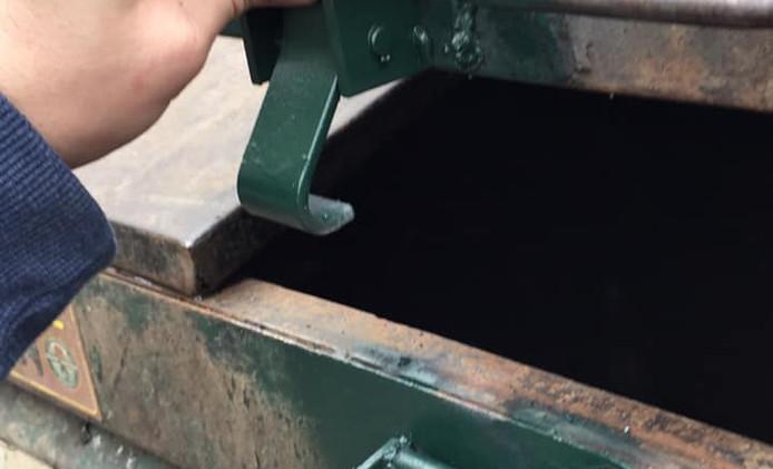 Welding - Gravity Locks for Dumpster.jpg