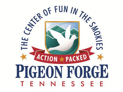 pigeon forge logo
