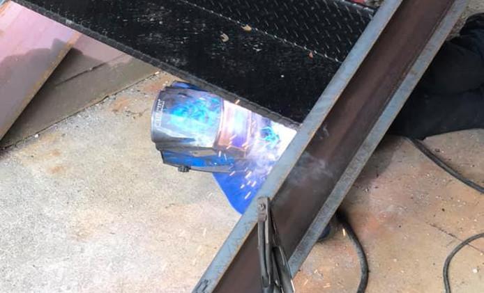 Welding - Metal Stair Repair and Install