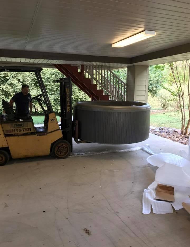 Hot Tub Repair - Hot Tub Installation 2.