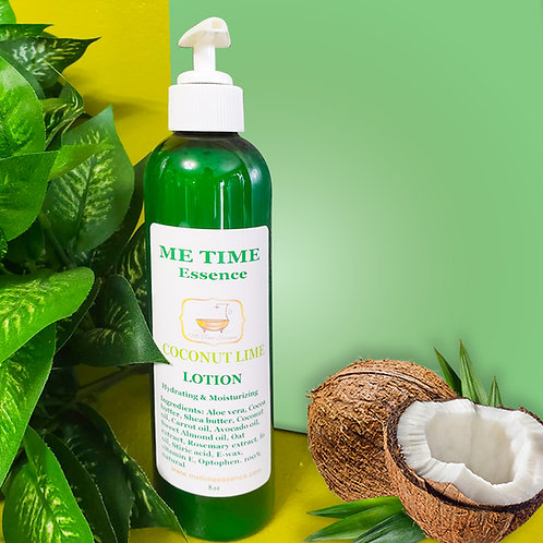 COCONUT LIME LOTION