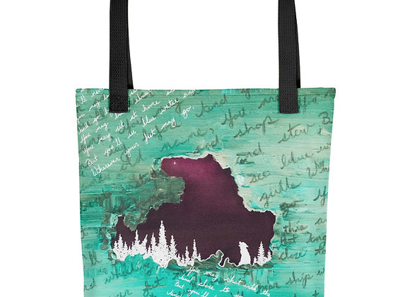 Drummond Island Tote bag