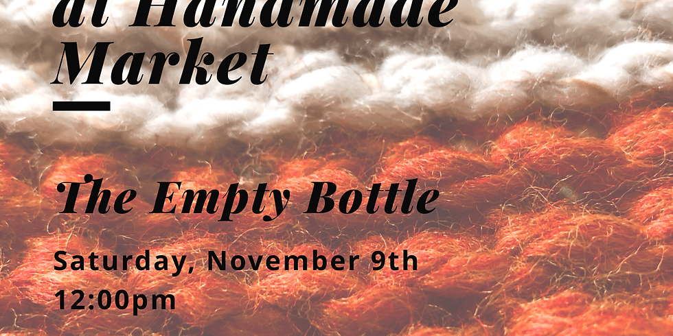 Fall But Once at Handmade Market