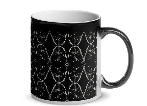 Darth Vader Glossy Magic Mug