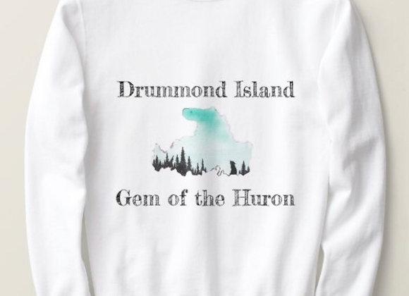 Drummond Island Unisex Sweatshirt