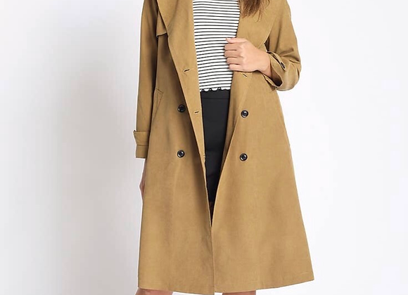 Lightweight Women's Trenchcoat