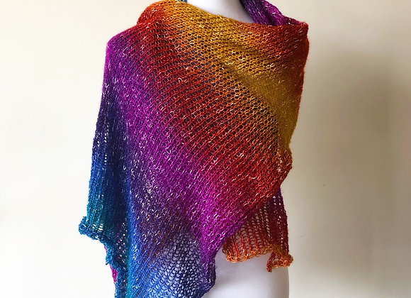 Knit Shawl/Scarf