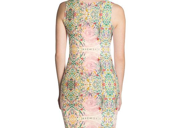 Floral Sublimation Cut & Sew Dress