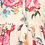 Thumbnail: Girls Bold Floral Dress, Size 4T