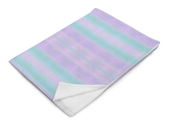 Pastel Throw Blanket